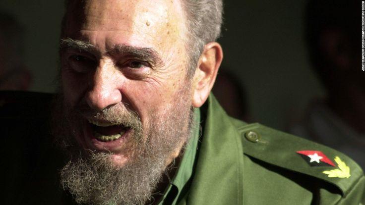 Former Cuban leader Fidel Castro dies - CNN.com