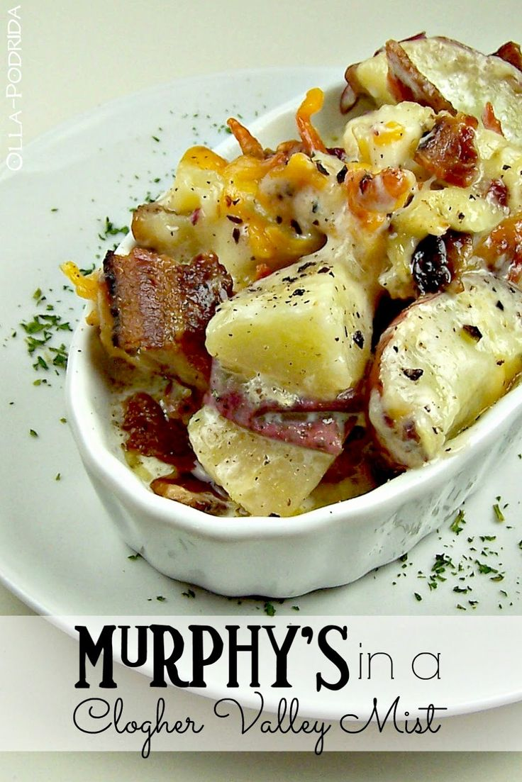 Olla-Podrida: Murphy's in a Clogher Valley Mist