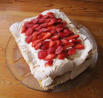 Sabor Saudade: O bolo do Fiorde Quá e o espírito norueguês...