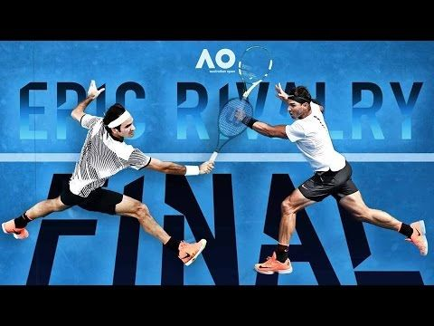 Roger Federer vs Rafael Nadal FULL MATCH HD Australian Open 2017 FINAL - YouTube