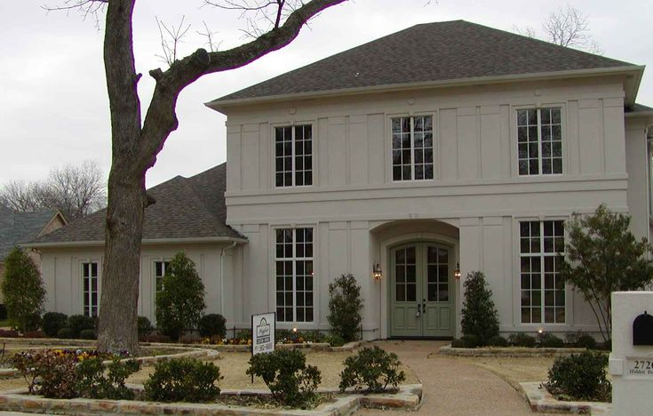 french colonial in stucco my own designs pinterest