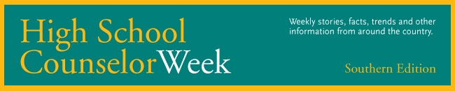 HS Counselor Week - I subscribe to the regional version w/weekly email updates. Excellent resource for college counselors AND parents.