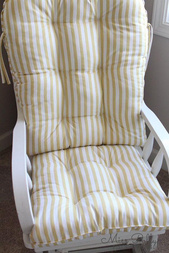 Custom Chair Cushions Glider Rocking Replacement
