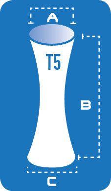 Stretch Shape - T5: Curved Column