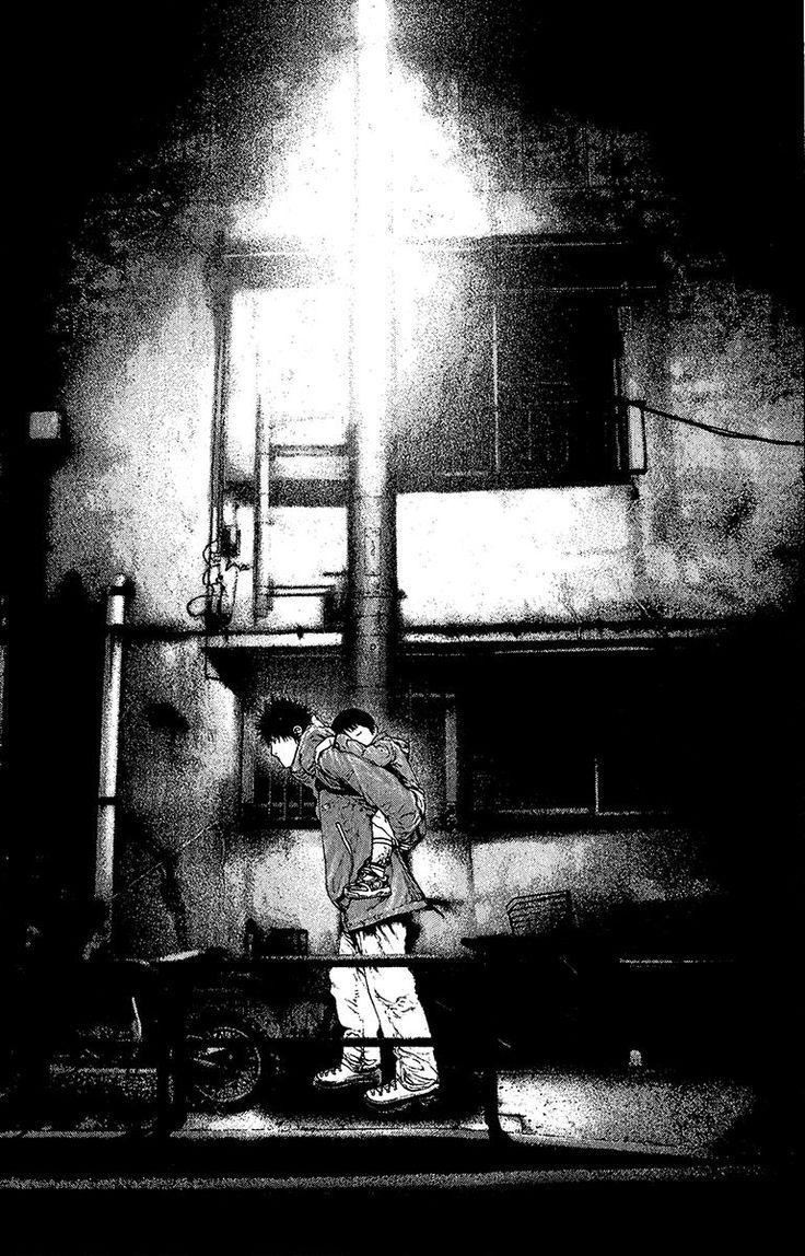 "Sakamoto Shinichi / 坂本眞一 — (2007) ""The Climber"" / ""Kokou no Hito"" / ""孤高の人"" / ""孤高之人"" / ""고고한 사람"" Manga Panel [ Buntarô-Mori ]"