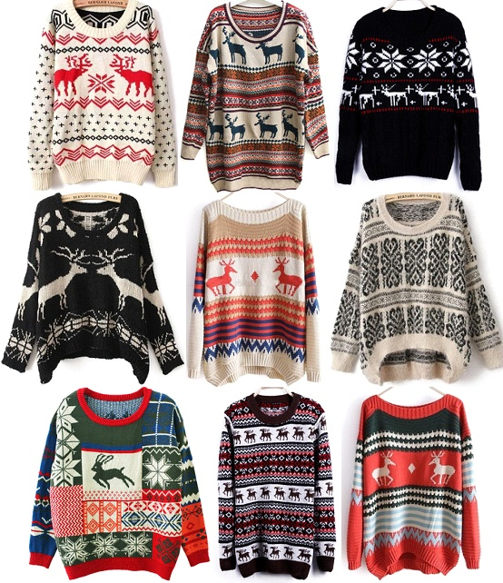 61 best Christmas Sweaters images on Pinterest | Christmas outfits ...