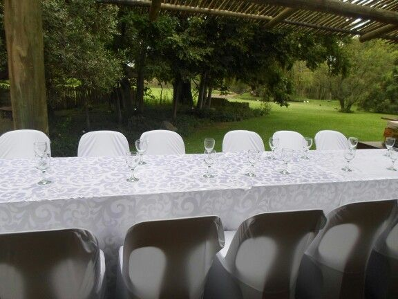 Side view tables &chair from Hibiscusdecor&hire