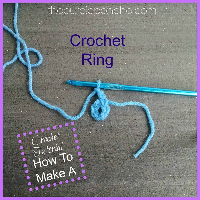 A Crochet Tutorial on how to make a Crochet Ring. It's the very basic start to crocheting and sometimes overlooked in the steps to crochet. So here is one way to make a ring to get you starte…