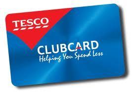 Tesco Clubcard Buys