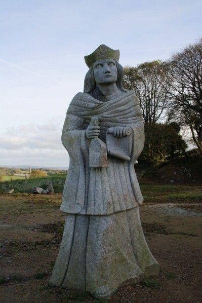 Saint Yves Hélory de Kermartin, Yves de Tréguier ou simplement saint Yves dans la tradition catholique