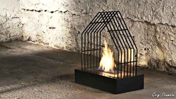 Creative and Beautiful Fireplace Designs   Acquaefuoco Fireplaces