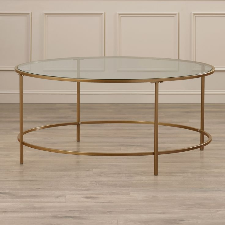 1000+ Ideas About Glass Coffee Tables On Pinterest