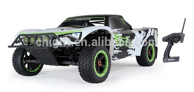 Source 1/5 RC Gas car 4WD 2.4G high speed 1:5 scale rc truck with 27.5cc engine ROVAN LT275 on m.alibaba.com