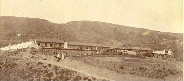 Cárcel de Valparaíso en el año 1864
