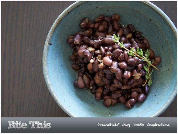 Smoky Black Beans (Bite This)
