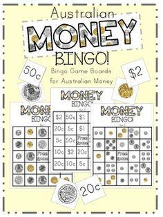 Australian Money Bingo More