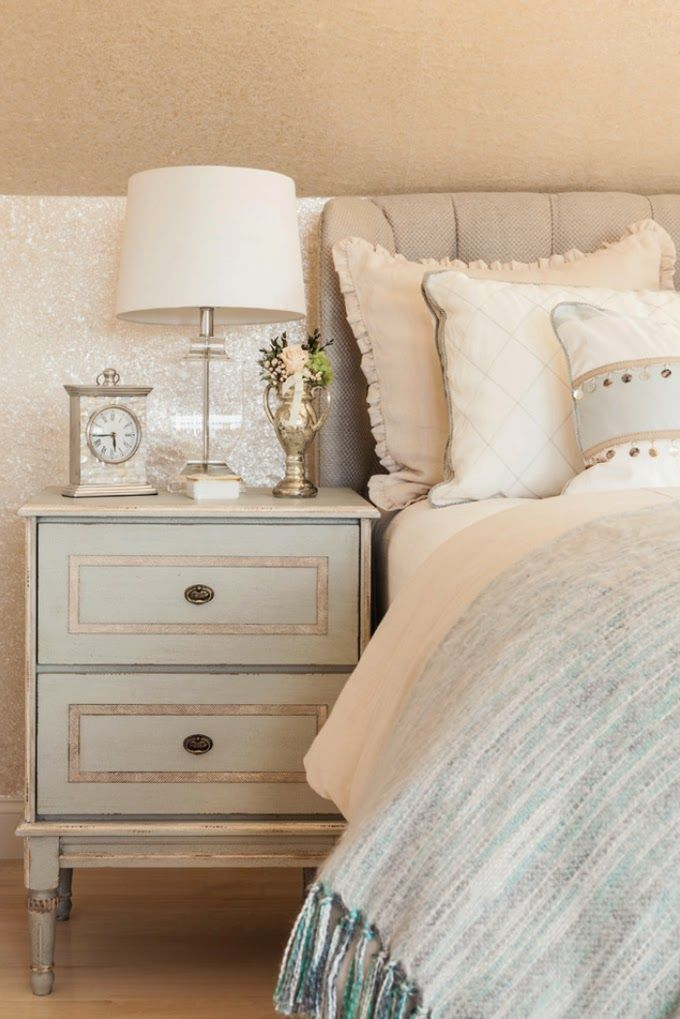 So soothing & pretty! House of Turquoise: Casabella Home Furnishings and Interiors