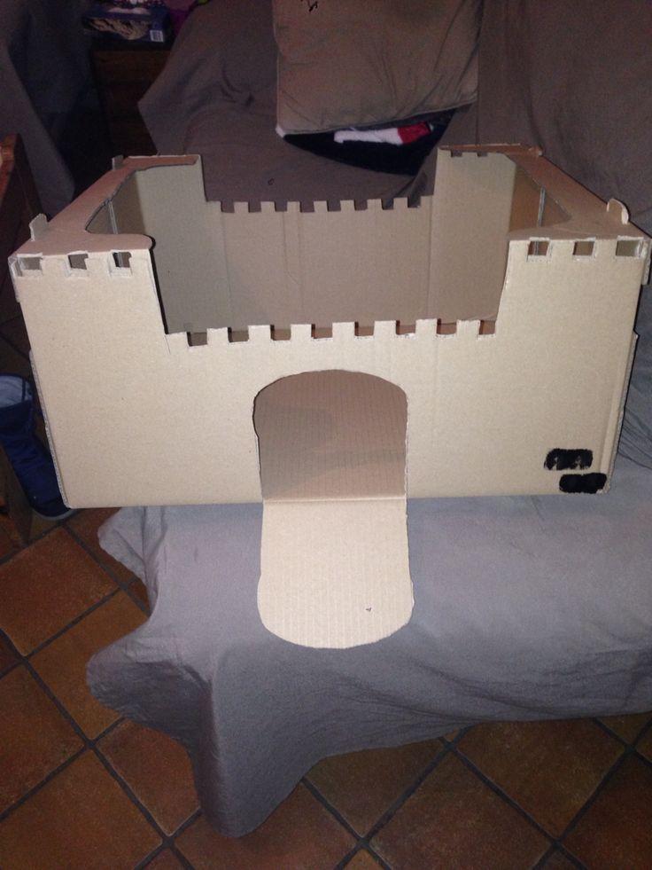 Château en cours ..