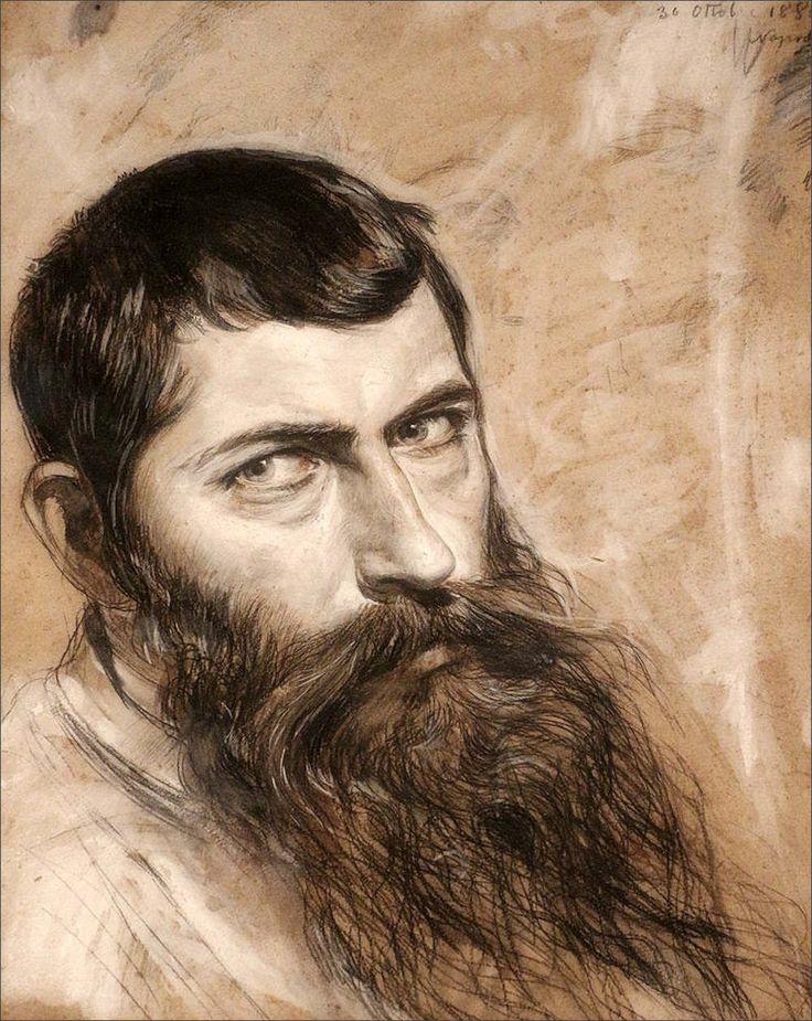 Vincenzo Gemito · Autoritratto · 1886 · Palazzo Zevallos Stigliano · Napoli