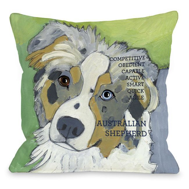 Add a great conversation piece with bright and fun throw pillows that will surely liven up any space! Set includes: One (1) throw pillow Pattern: Printed design Removable cover: No Edging: Sewn Pillow