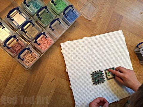 17 best ideas about minecraft beads on pinterest hama. Black Bedroom Furniture Sets. Home Design Ideas