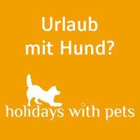 Urlaub mit Hund - finden Sie alle Unterkünfte, Ferienwohnungen, Ferienhäuser, Hotels für einen entspannten Urlaub, Kurzurlaub oder Wellness-Urlaub mit Hund