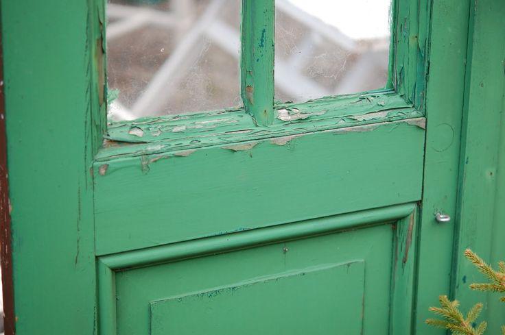 M/S DESIGN Trädgård och Keramik: Gamla dörrar...