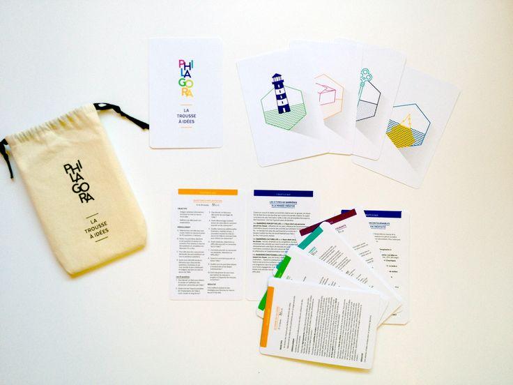 Jeu de cartes, Fondation Bombardier | impression