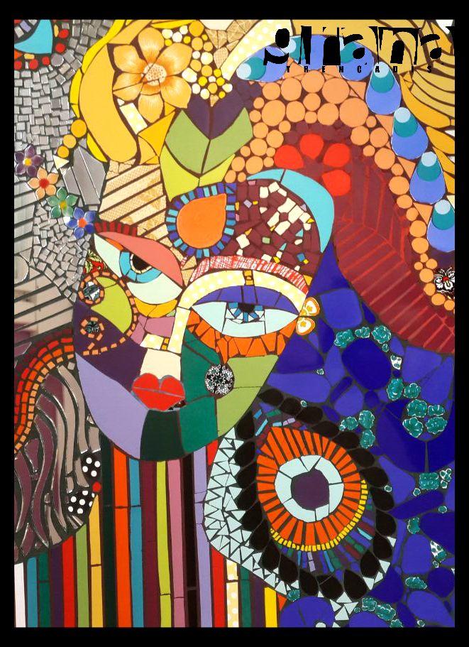 Trabajo de Mariela. Mosaico.