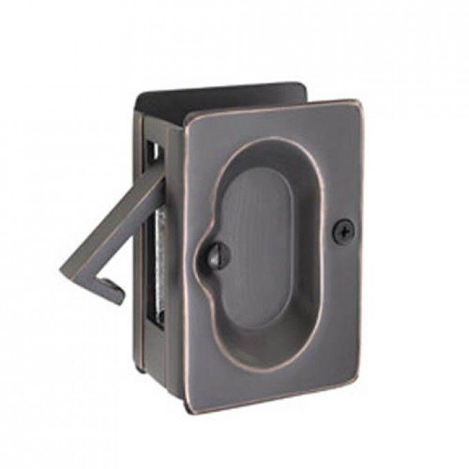 Elegant Pocket door hardware
