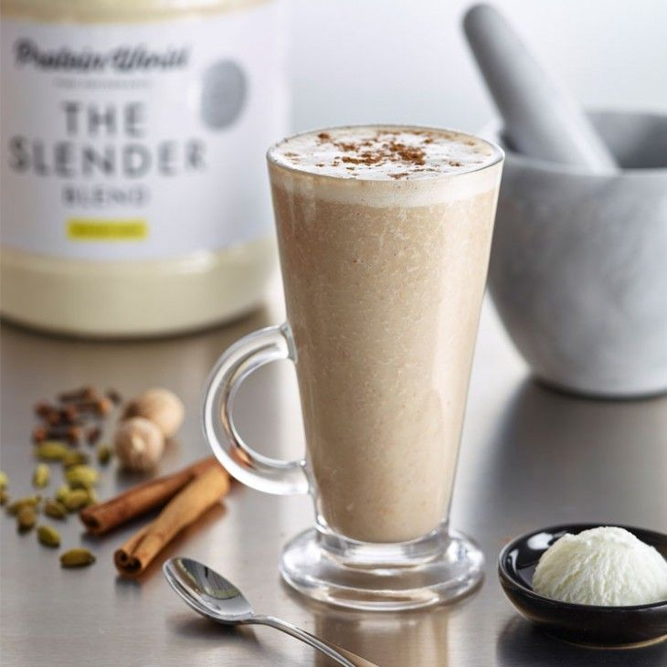 Slender Vanilla Chai Shake