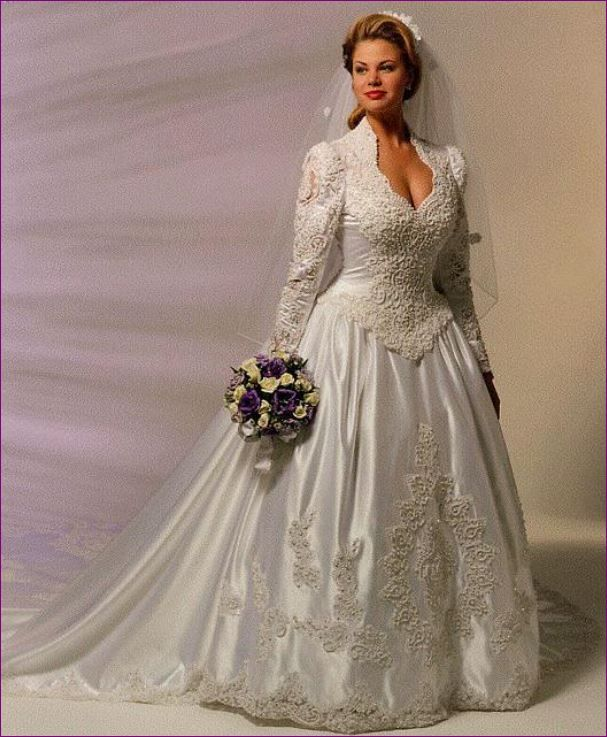 384 Best 1980's Wedding Dress Images On Pinterest