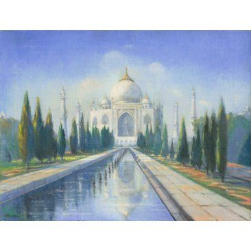 Check out this item at One Kings Lane! The Taj Mahal, 1930