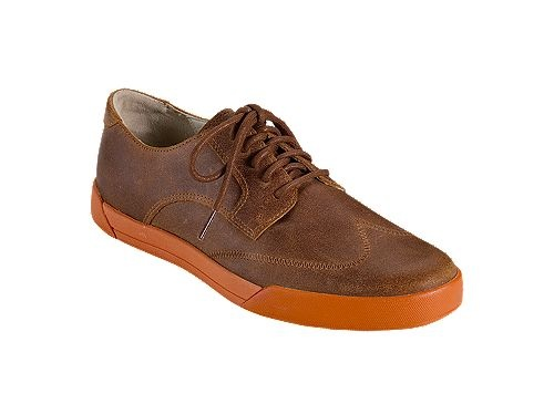 I just got these shoes and totally dig them. Comfortable and cool.