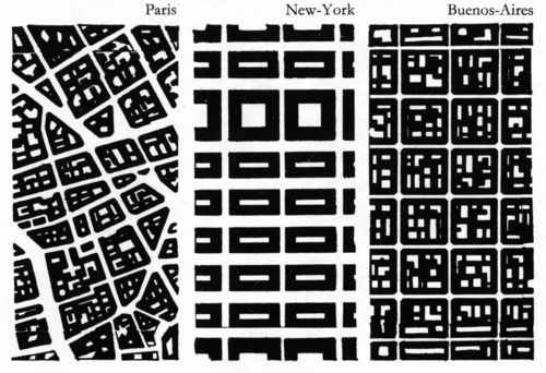 Urban Grids from Around the World... Where would you want to live?