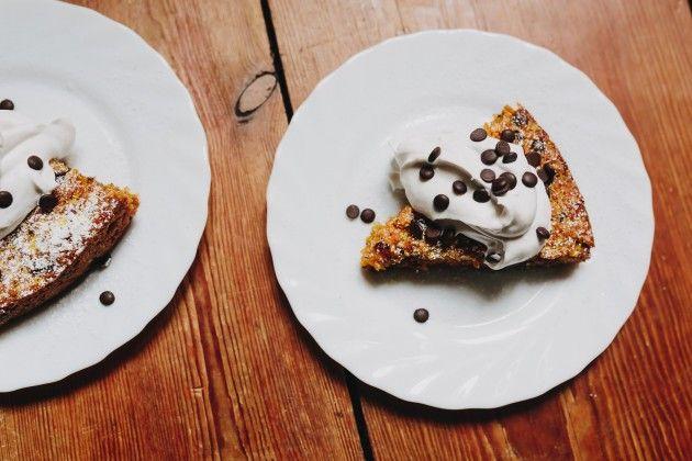 Kuerbis- Schoko- Kuchen