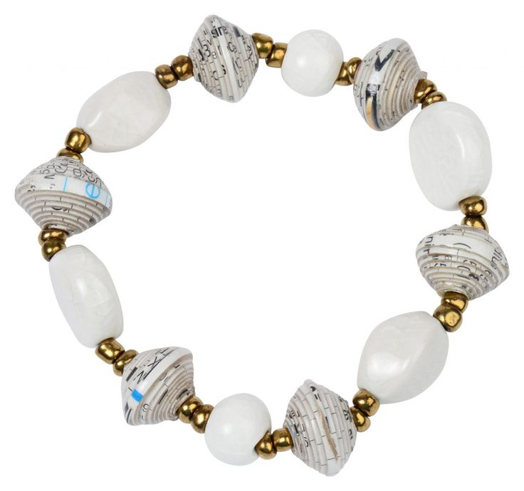 Fair trade, artisan made Pure Love Bracelet by Trades of Hope | Fairly Southern