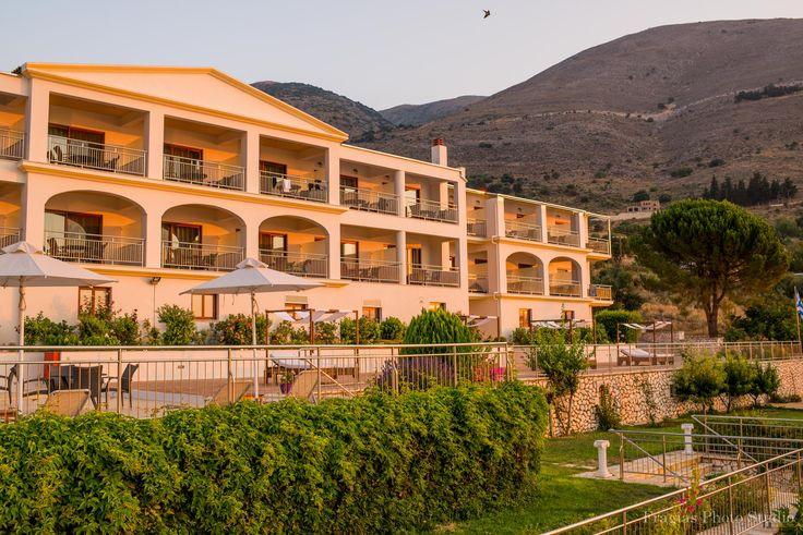 Hotel Odyssey 4* Agia Efimia, Kefalonia
