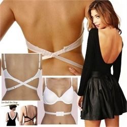 Low Back Bra Strap Bel Sütyen Askısı