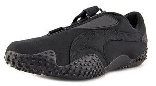 Puma Mostro Og Men Canvas Black Fashion Sneakers.