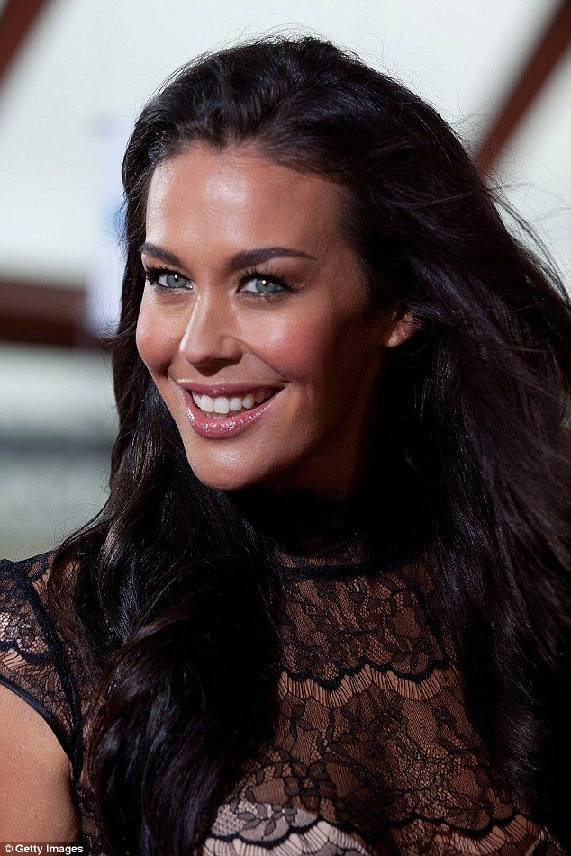 Not happening: Megan Gale is the latest celebrity to shun plastic…