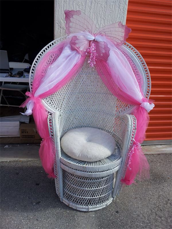 Baby Shower Chair Baby Girl Shower Ideas