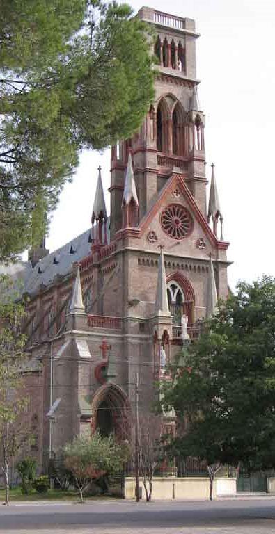 Parroquia Nuestra Señora del Carmen. Cordoba. Argentina