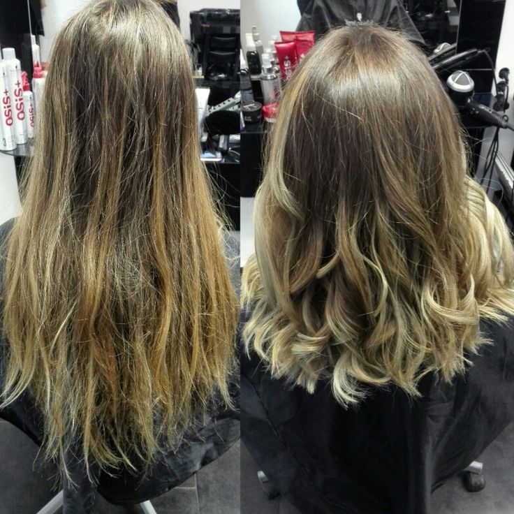 Befor / After hair!
