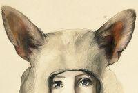 beautiful ears