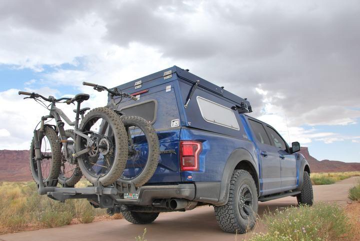 Adventure trailers habitat truck topper in 2020 truck