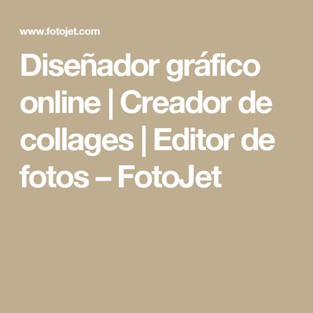 Diseñador gráfico online | Creador de collages | Editor de fotos – FotoJet