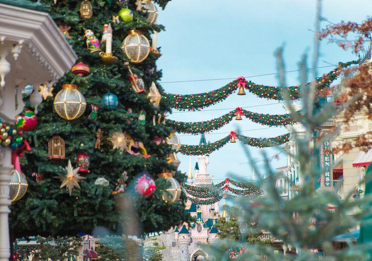 Noël à Disneyland Paris - Visite des 2 parcs - blog lifestyle - blogueuse parisienne