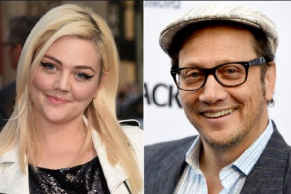 Elle King er dóttir Rob Schneider | Hun.moi.is