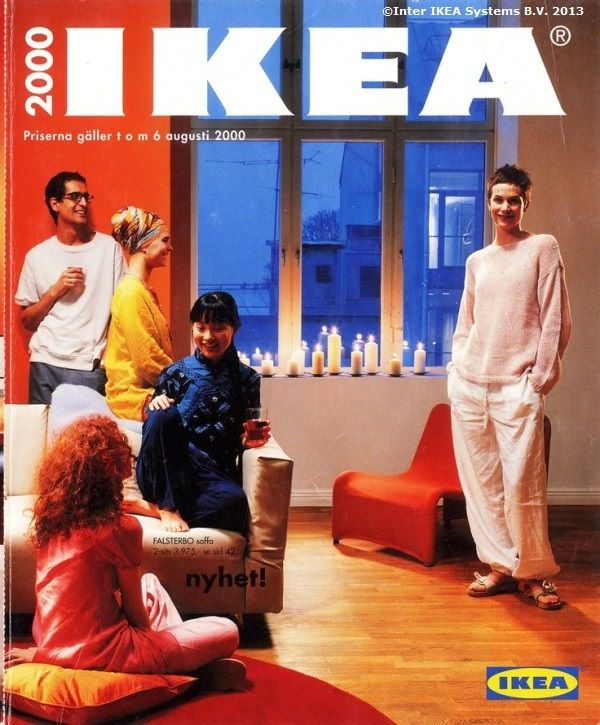 Coperta Catalogului IKEA 2000. 56 best Catalogul IKEA 1951   2006 images on Pinterest